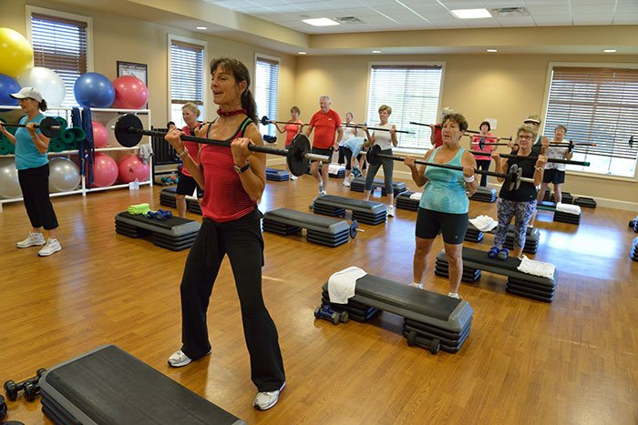 Selecting the best Fitness Center