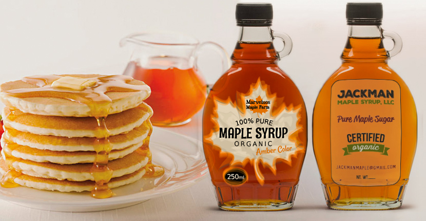 Six Delicious Maple-Syrup-Based Products