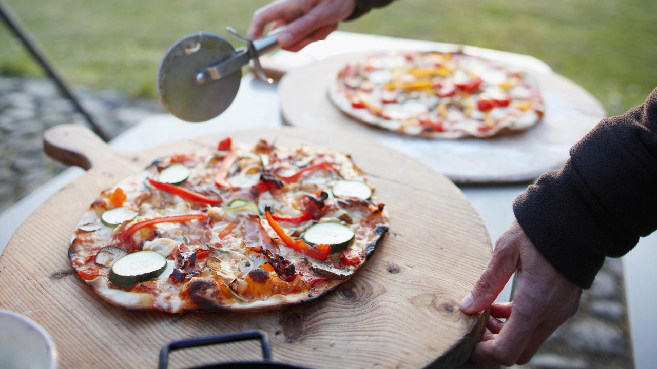 Are You a Vegetarian Seeking Healthy Pizza? Here are some Options for You