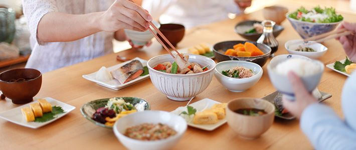 What Makes Traditional Japanese Food Beneficial For Health