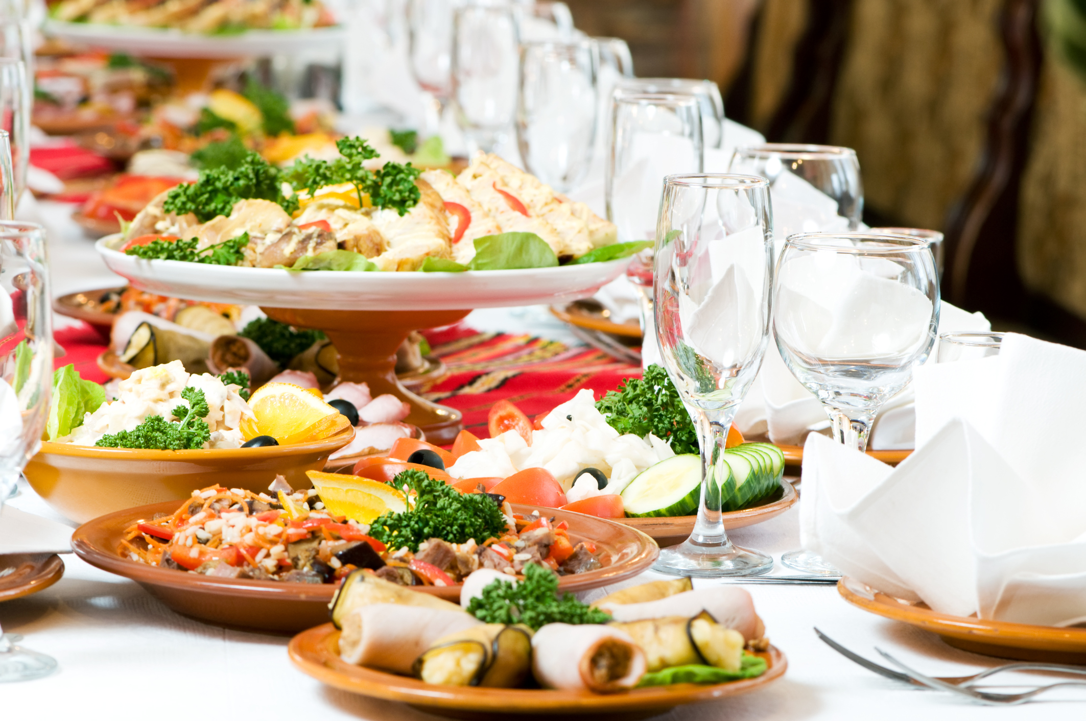 Get the Best Catering Service with The Foodist at Competitive Prices