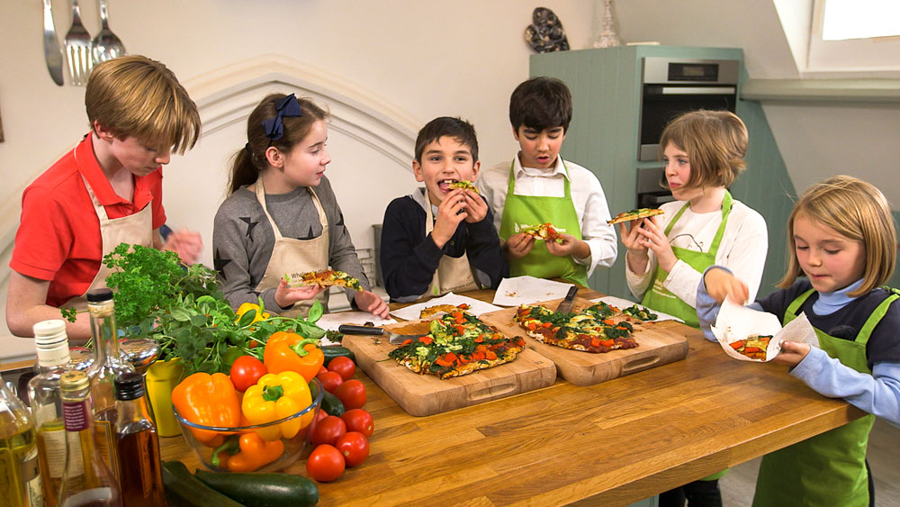 Herbalife Nutrition: Tips on Turning the Kitchen into a Classroom
